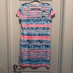Lilly Pulitzer Short Sleeve Marlowe Dress - Size L